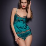 Agent Provocateur Luna Camisole - Control lingerie alternatives