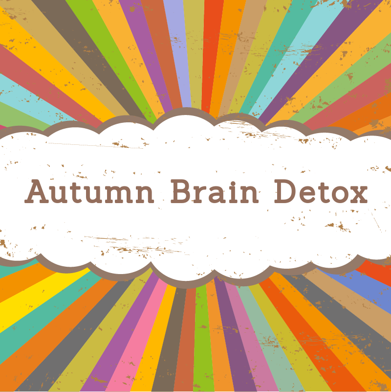 Autumn Brain Detox | Betty Herbert