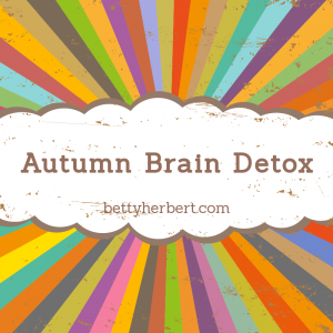 Autumn Brain Detox | bettyherbert.com